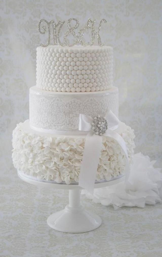 Images Of Round Wedding Cake : Wedding Theme - Round Wedding Cakes #2425427 - Weddbook