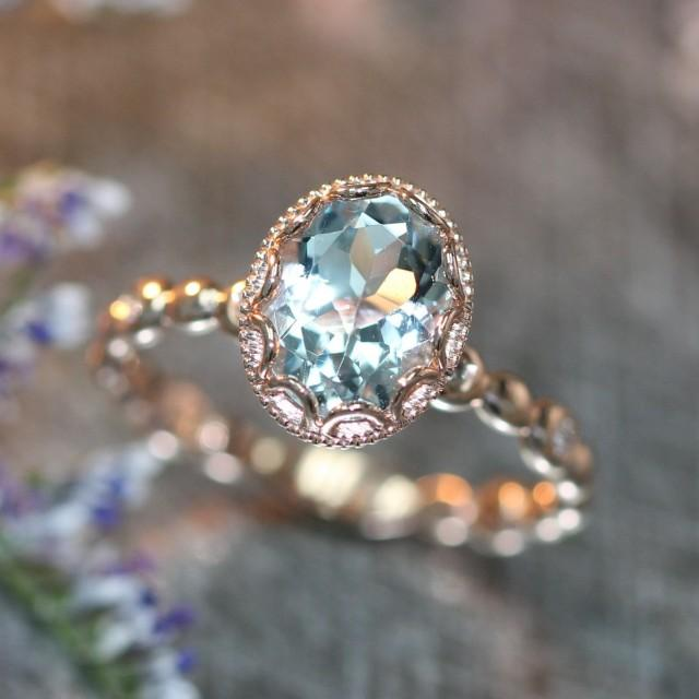 Unique Engagement Rings  Gemstone Earrings  Gifts by