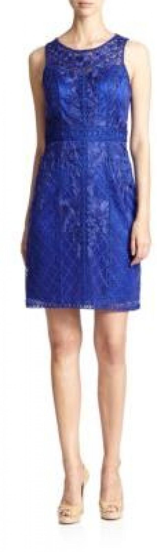 Sue wong soutache lace shift dress 2427389 weddbook for Sue wong robes de mariage