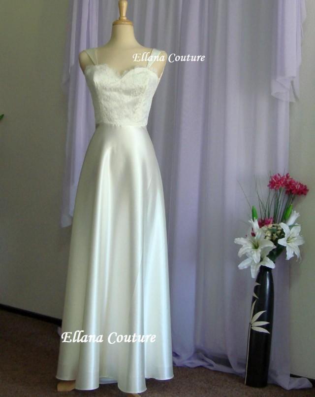 Vintage wedding dresses for sale ebay bridesmaid dresses for Retro wedding dresses for sale