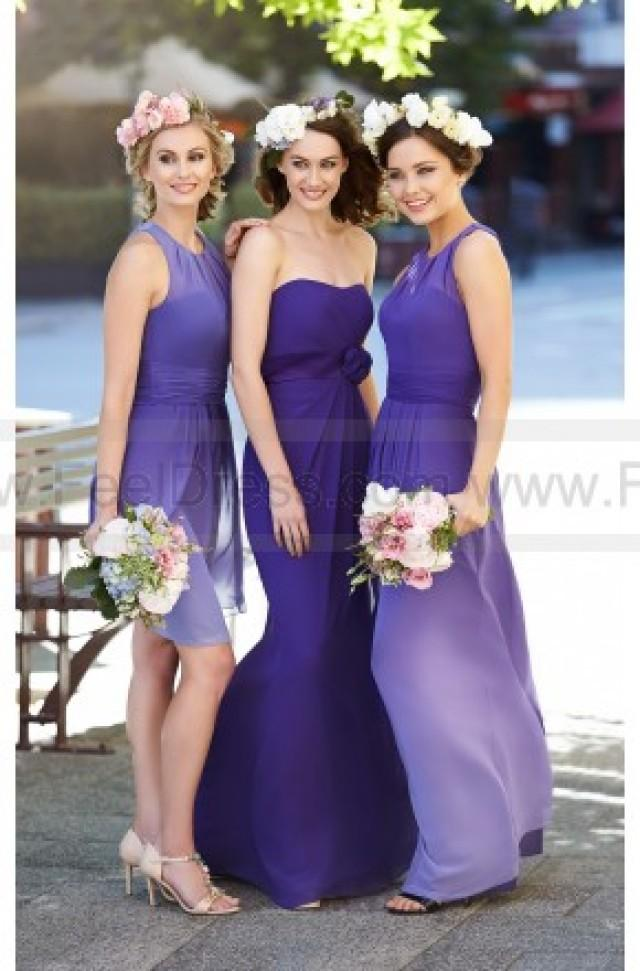 wedding photo - Sorella Vita Ombre Bridesmaid Dress Style 8459OM