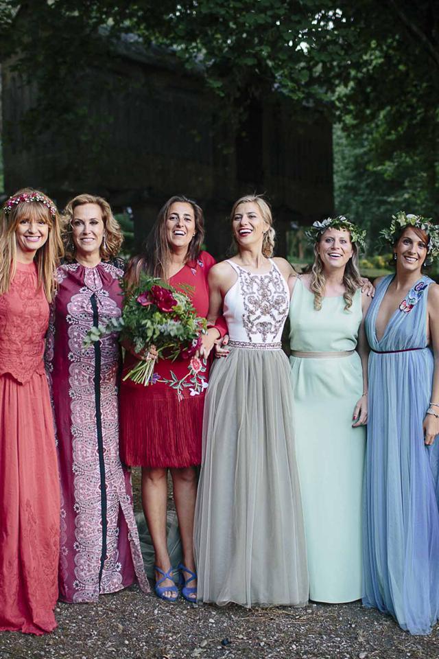 Mariage freres wedding