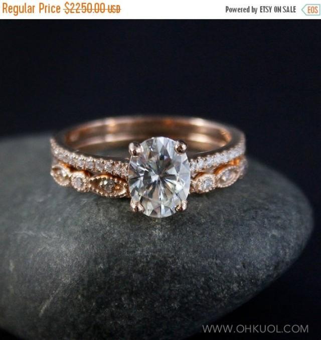 Moissanite Rings For Sale Uk
