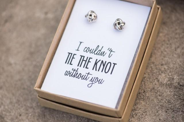 The Knot Wedding Gifts: Bridesmaid Gift, Bridesmaid Jewelry