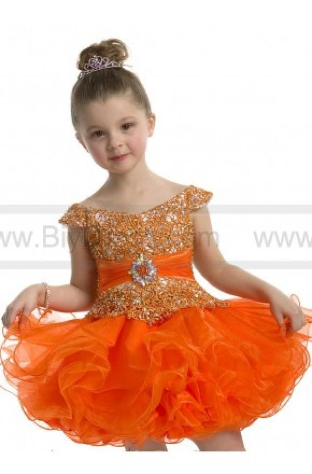 wedding photo - Party Time 1209 - Little Princess Dresses - Wedding Party