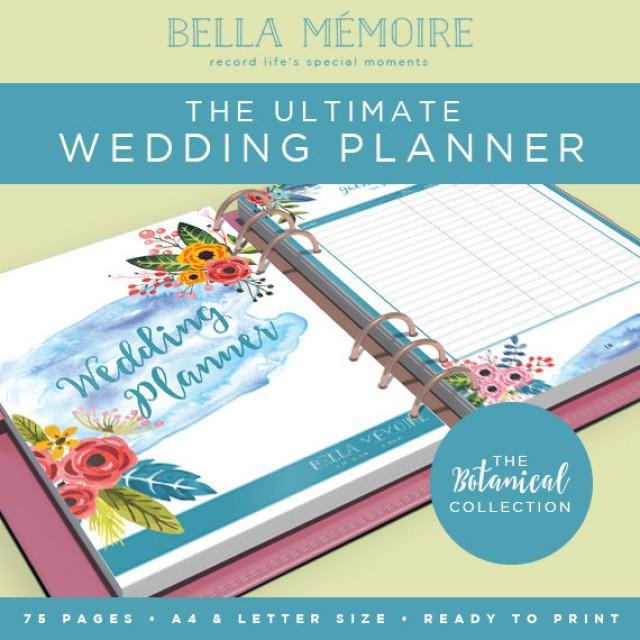 wedding planner downloads