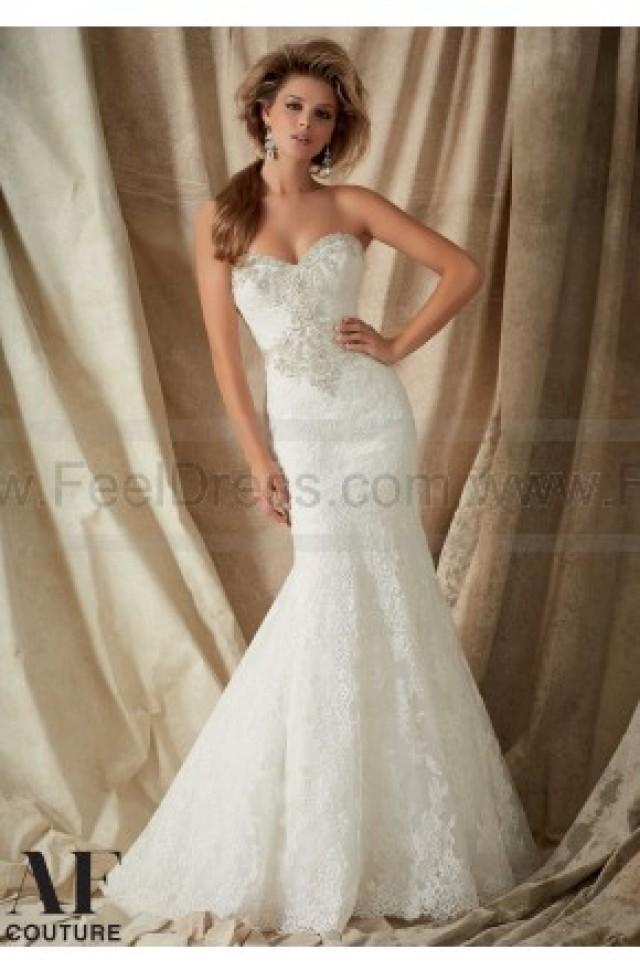 wedding photo - Mori Lee Bridal Gown 1325