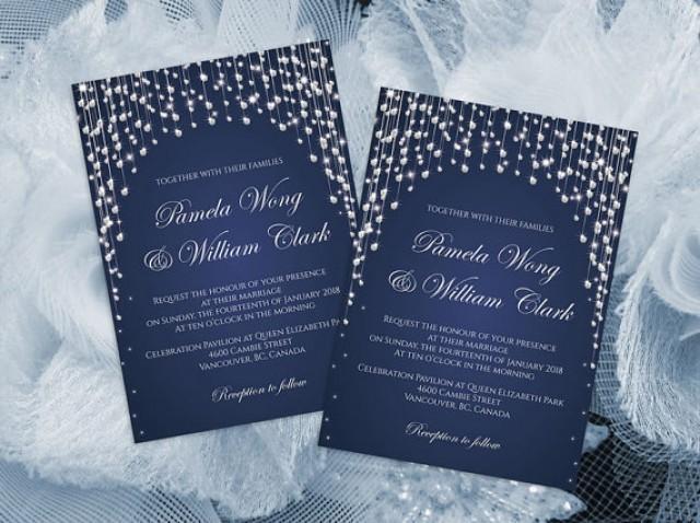 diy printable wedding invitation card template  2433807