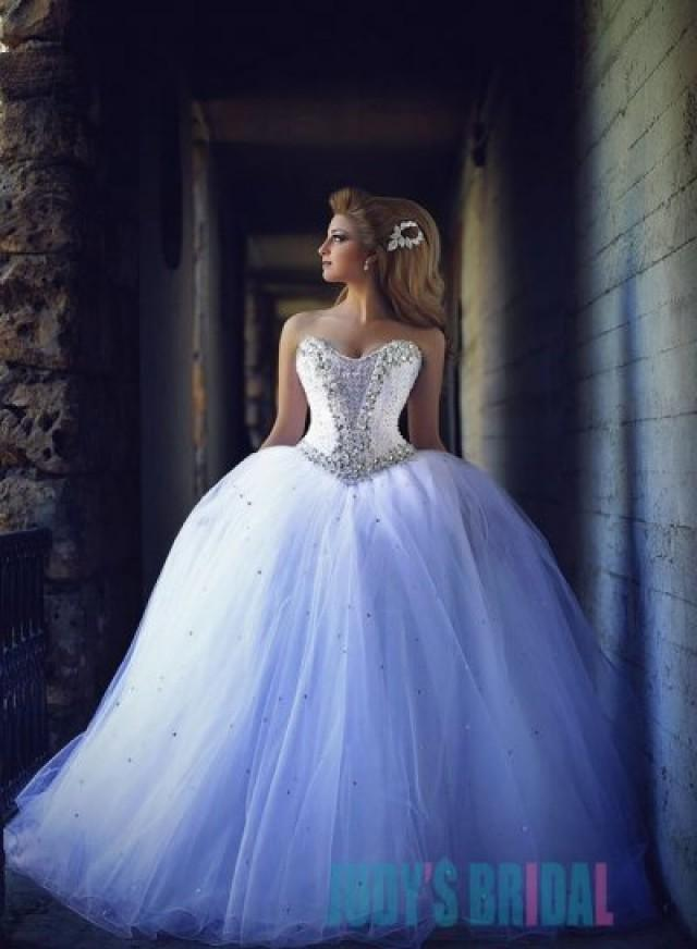 Sparkles beading details sweetheart neckline ball gown for Ball gown wedding dresses with sweetheart neckline and beading
