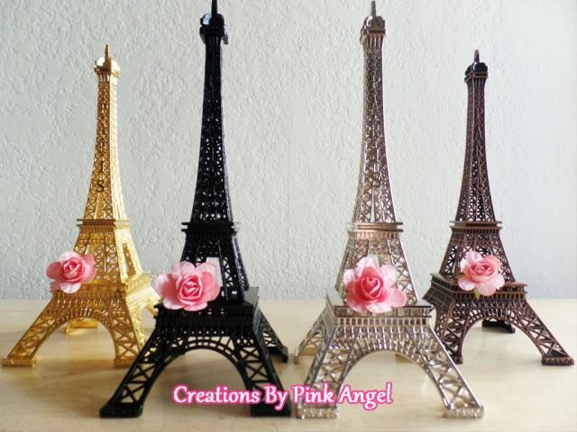 Paris themed bathroom decor - Paris Wedding Eiffel Tower Centerpiece Eiffel Tower Replica Paris