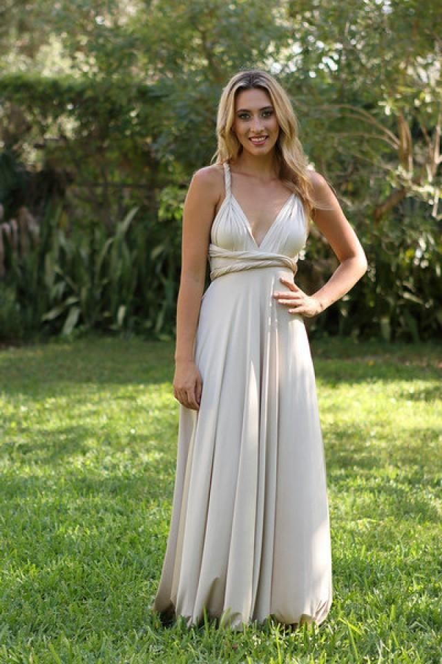 Convertible dress maxi dress infinity dress bridesmaid for Maternity maxi dress for wedding