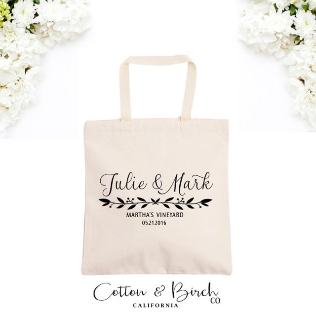 Ideas For Bridal Party Gift Bags : ... Bag // Personalized Welcome Bags // Gift Ideas // Bridal Party Gifts