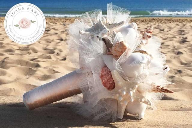 wedding photo - Ramo marino