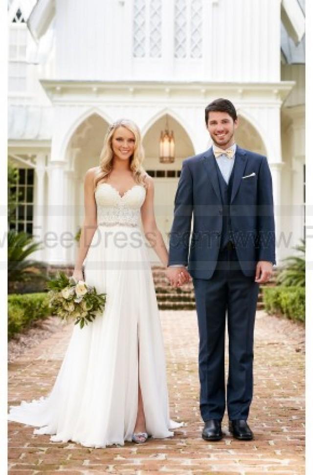 wedding photo - Martina Liana Sexy Wedding Dress Separates Style CELIA SHAE