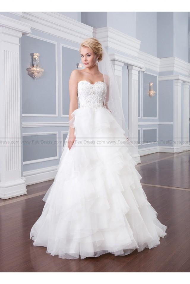 wedding photo - Lillian West Style 6313