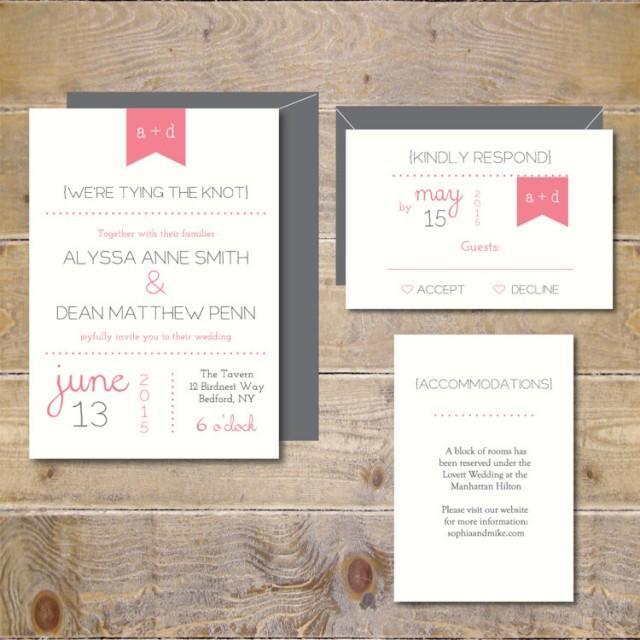 wedding invitations wedding invites modern wedding invitations