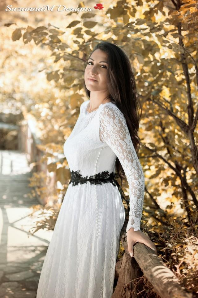 Galerry lace dress romantic