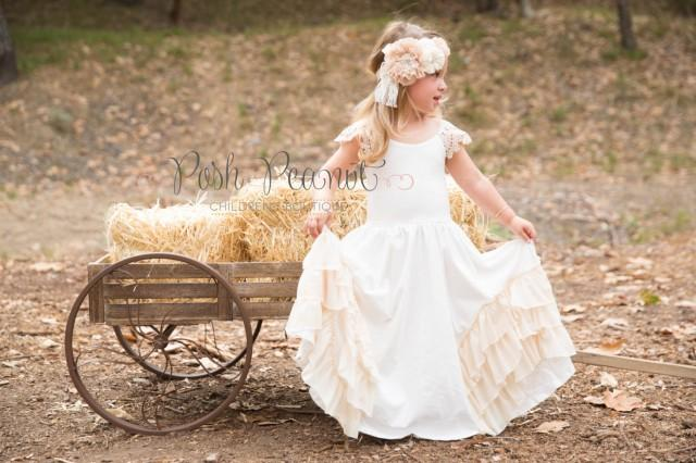 flower girl dress flower girl dresses vintage flower
