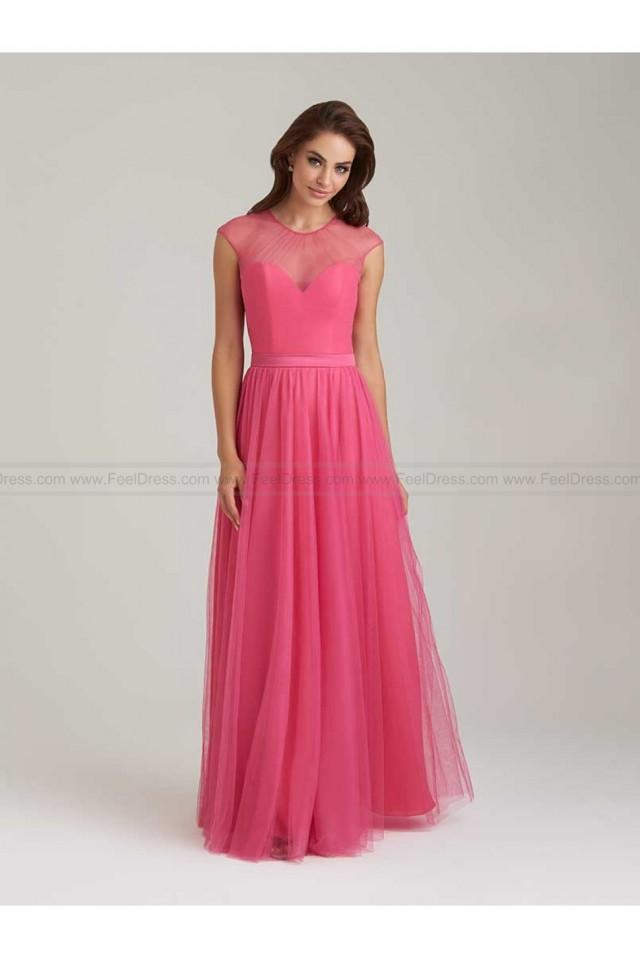 wedding photo - Allur Bridesmaid Dress Style 1469
