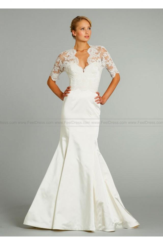 wedding photo - Jim Hjelm Wedding Dress Style JH8256