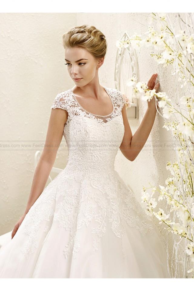 wedding photo - Eddy K 2015 Bouquet Wedding Gowns Style AK126