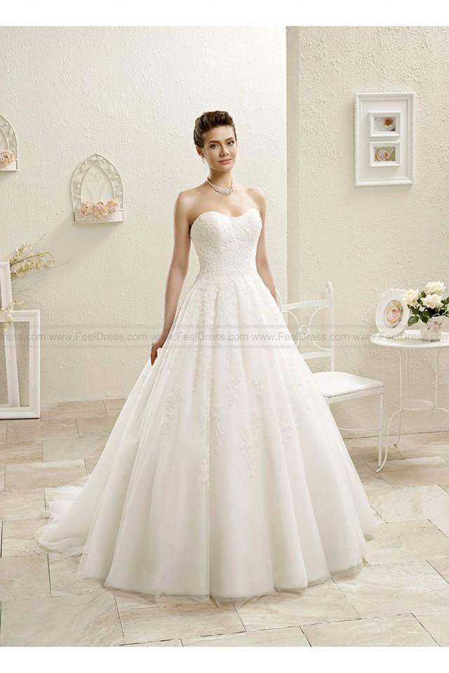 wedding photo - Eddy K 2015 Bouquet Wedding Gowns Style AK124