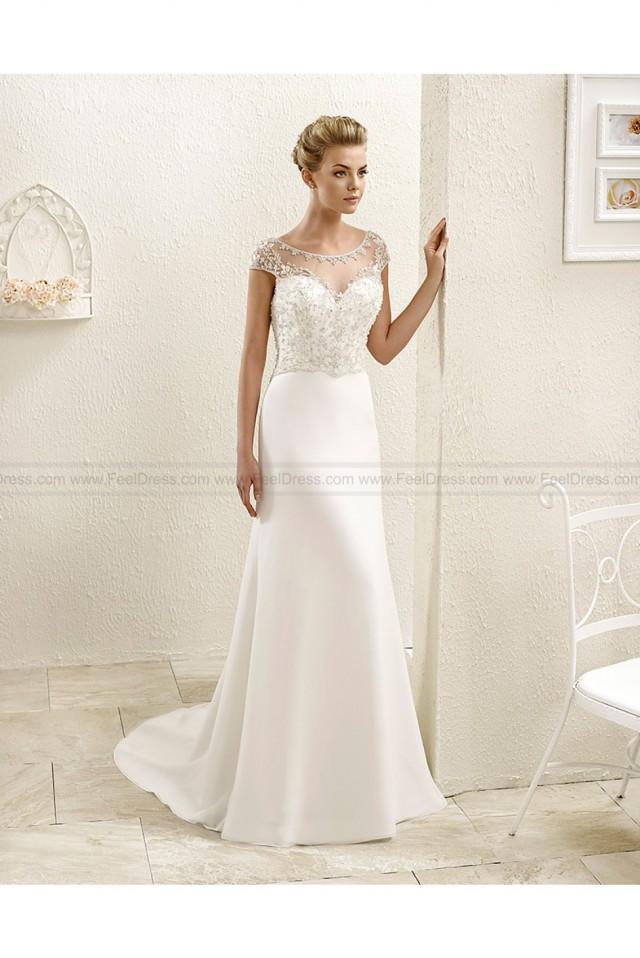 wedding photo - Eddy K 2015 Bouquet Wedding Gowns Style AK122