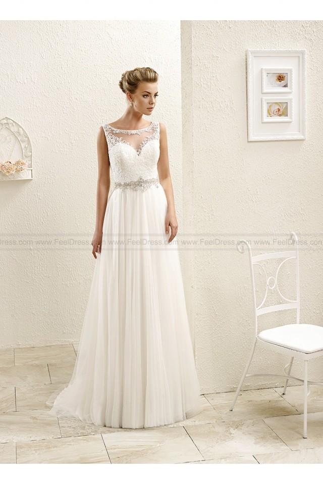 wedding photo - Eddy K 2015 Bouquet Wedding Gowns Style AK117