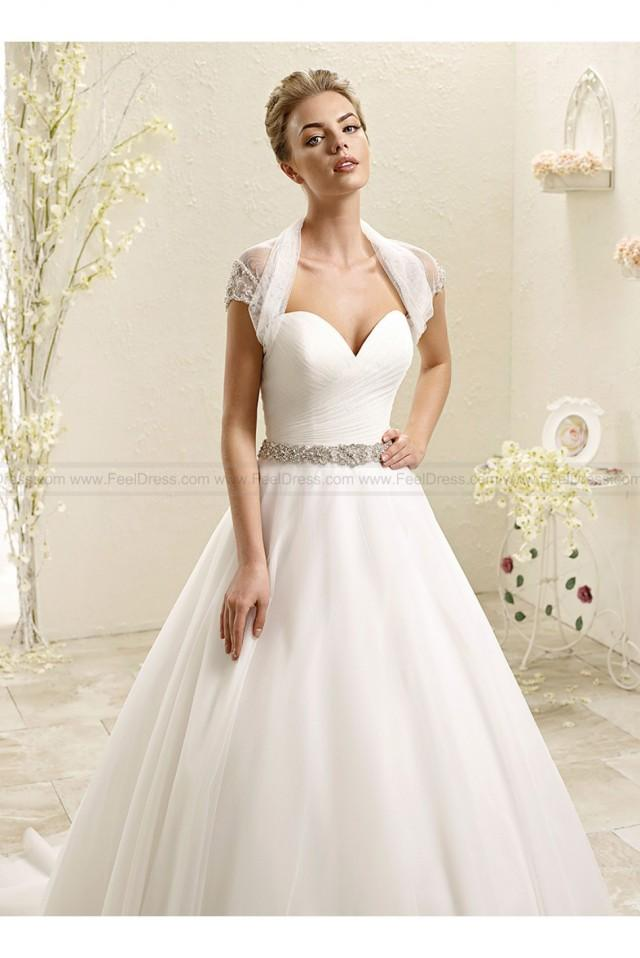 wedding photo - Eddy K 2015 Bouquet Wedding Gowns Style AK116