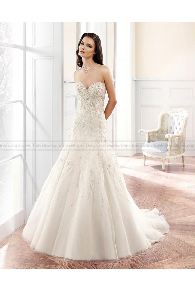 wedding photo - Eddy K Couture 2015 Wedding Gowns Style CT129