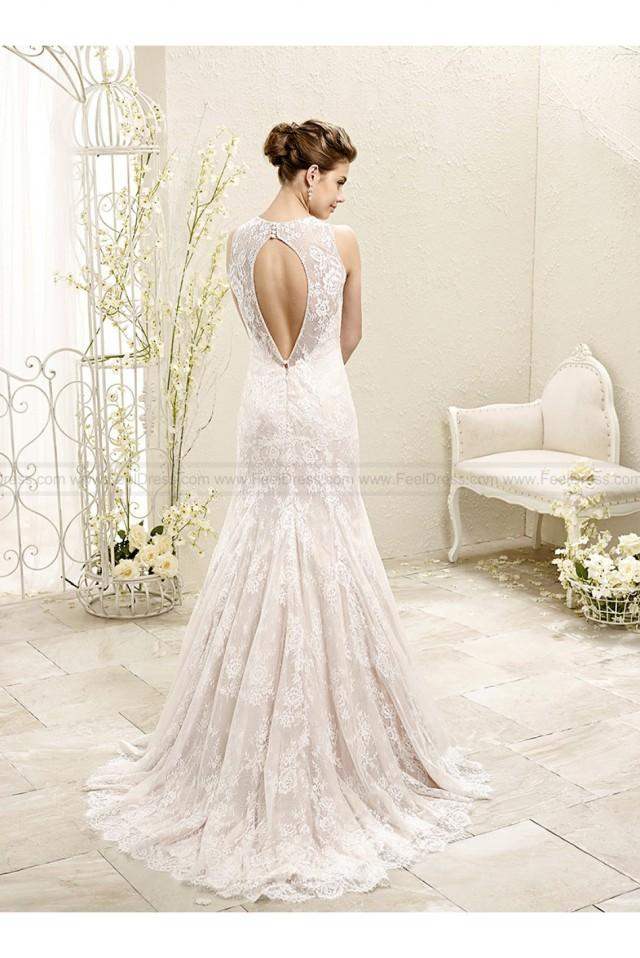 wedding photo - 2015 New Fashion Eddy K Wedding Dresses Style 77969