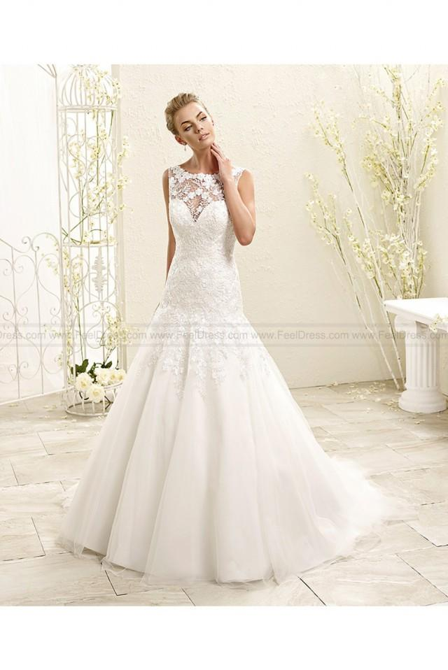wedding photo - 2015 New Fashion Eddy K Wedding Dresses Style 77973