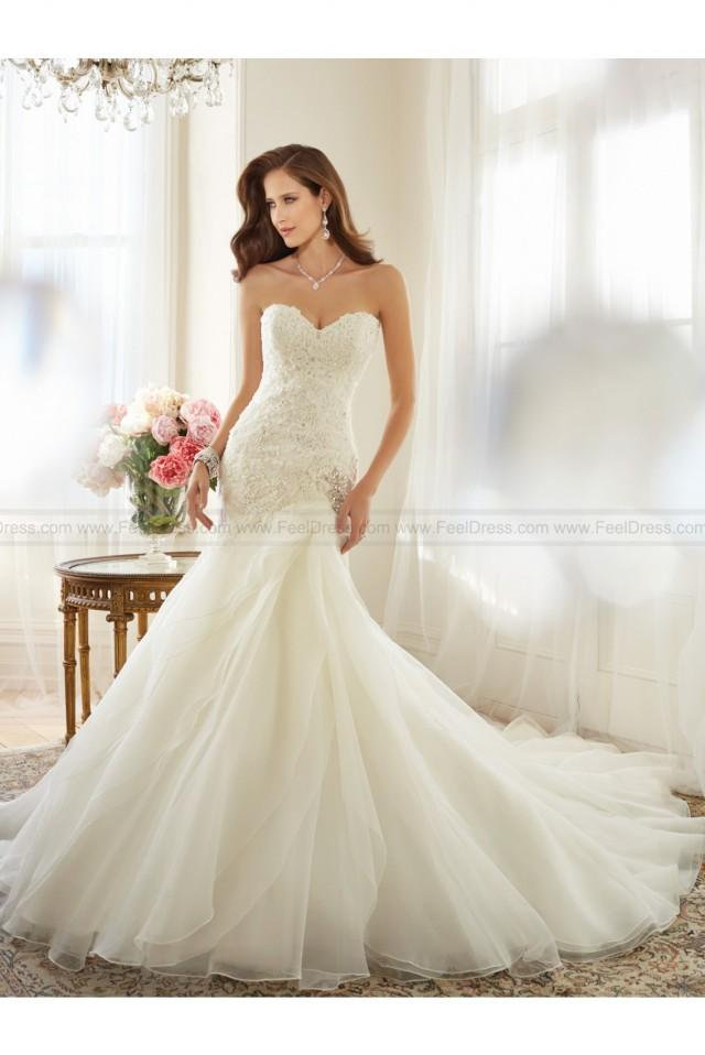 wedding photo - Sophia Tolli Y11563 - Lark