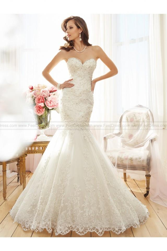 wedding photo - Sophia Tolli Y11564 - Tawny