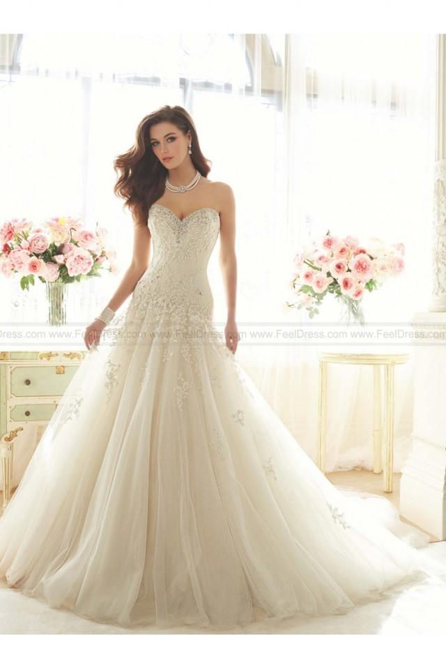 wedding photo - Sophia Tolli Style Y11637 - Marquesa