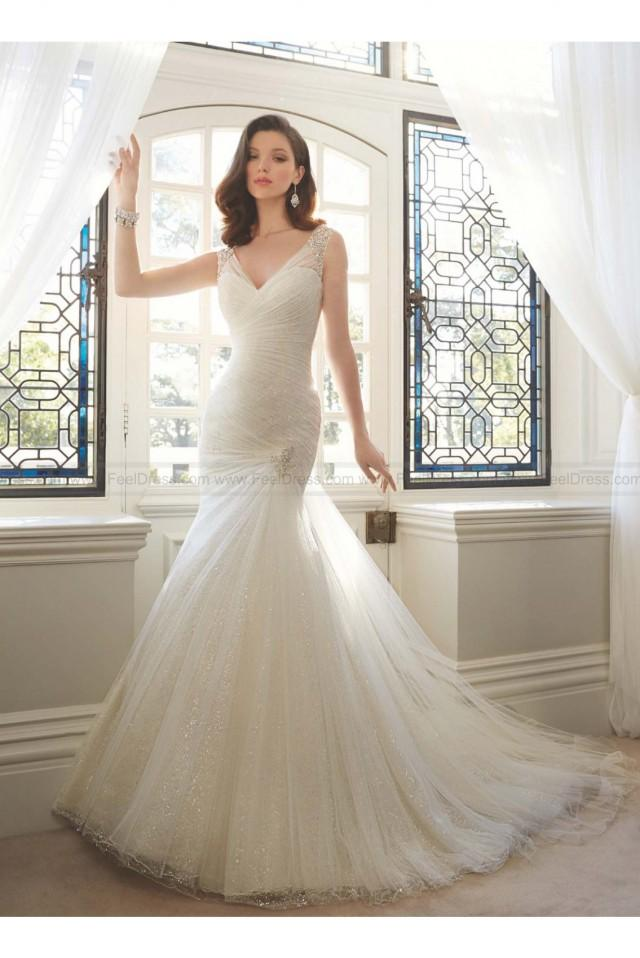 wedding photo - Sophia Tolli Style Y11640 - Candace
