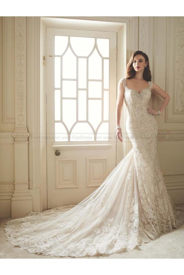 wedding photo - Sophia Tolli Style Y11651 - Sultana