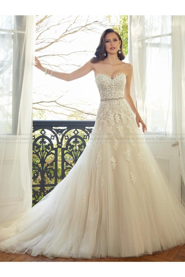 wedding photo - Sophia Tolli Y11552 - Prinia