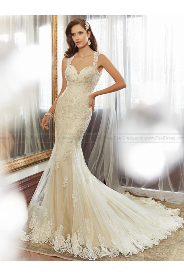 wedding photo - Sophia Tolli Y11554 - Robin