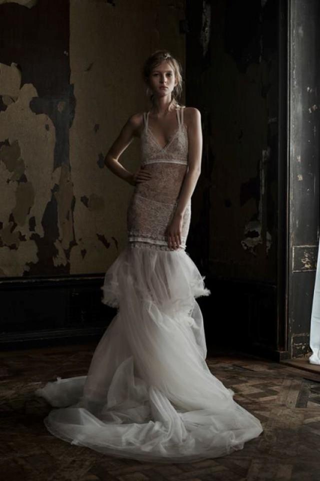 Robe de mariee occasion vera wang