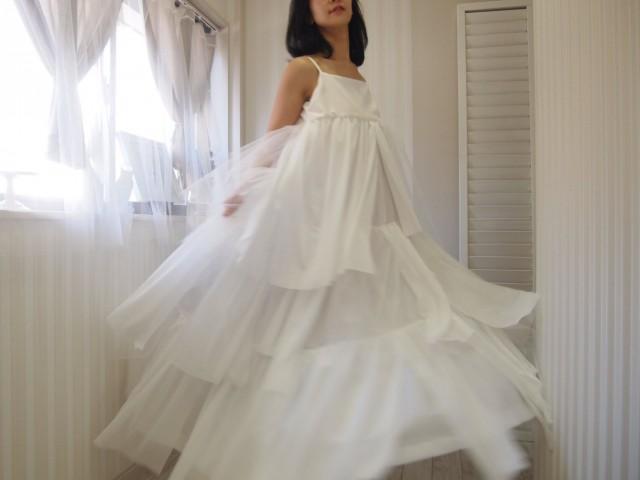 White maxi dress simple wedding dress empire wedding dress for Maxi dress for wedding reception