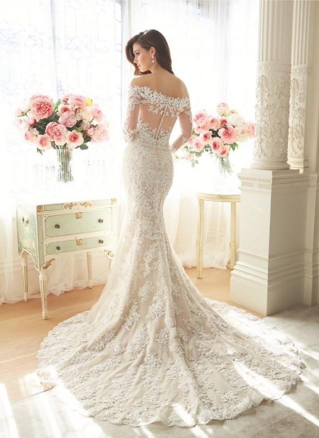 Elegant Wedding Dresses Images : Elegant sophia tolli wedding dresses weddbook