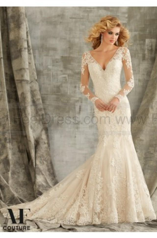 wedding photo - Mori Lee Bridal Gown 1350