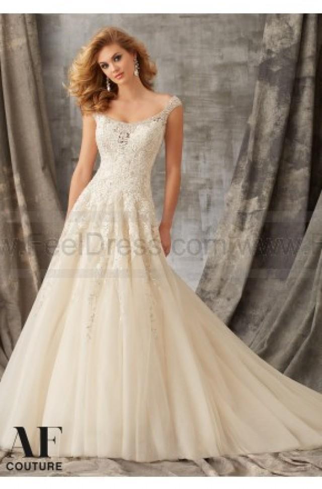 wedding photo - Mori Lee Bridal Gown 1351