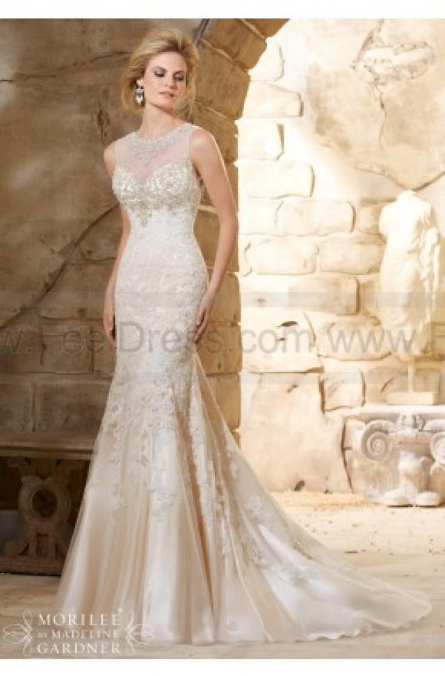 wedding photo - Mori Lee Wedding Dress 2789