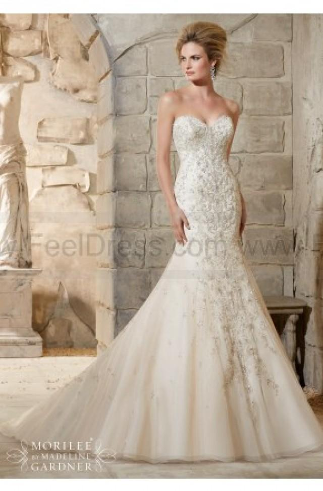 wedding photo - Mori Lee Wedding Dress 2790