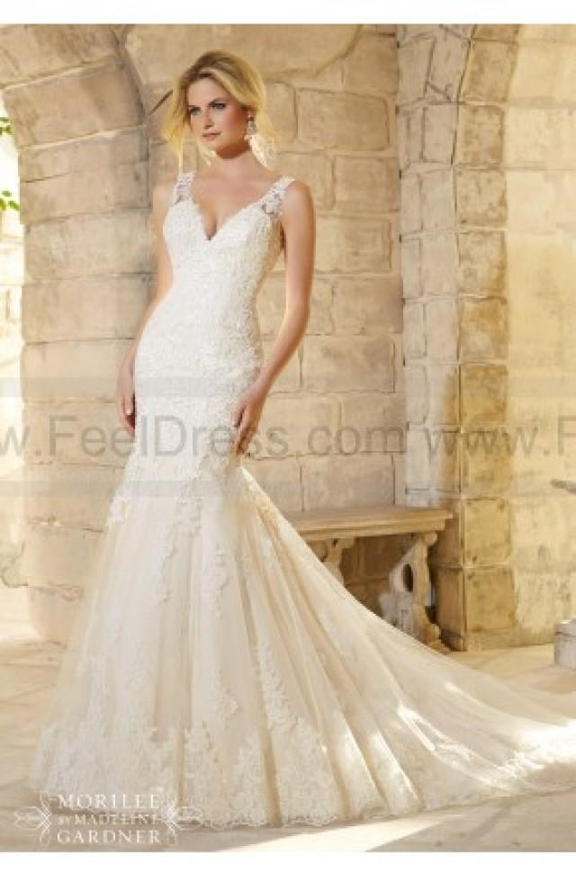 wedding photo - Mori Lee Wedding Dress 2773