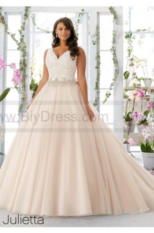 wedding photo - Mori Lee Wedding Dresses Style 3198