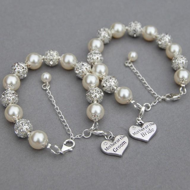 mother of the bride bracelet mother of the groom bracelet