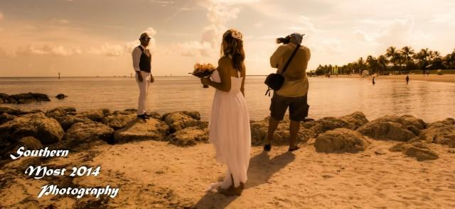 wedding photo - Southernmost Weddings Key West